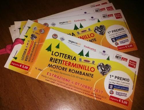Lotteria Carotti: ecco i biglietti vincenti!