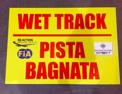 La Rieti – Terminillo su pista bagnata